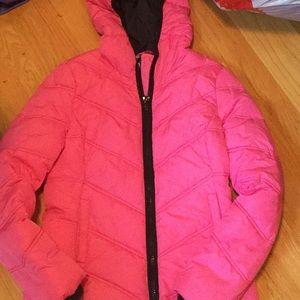 Aeropostale Girls Link Coat Small